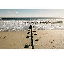 Rockaway Beach Photographic Print