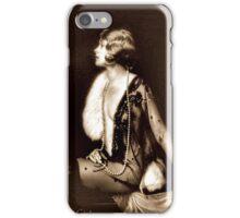 Ziegfeld girl - Muriel Finlay iPhone Case/Skin