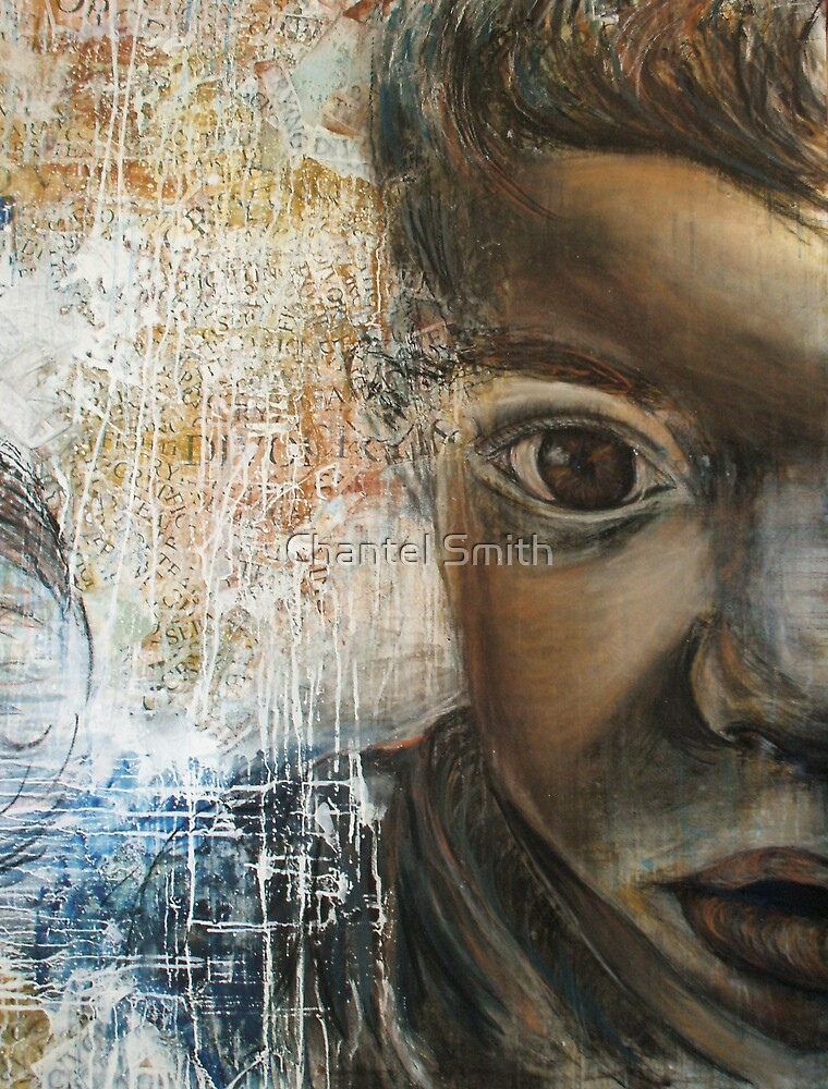 Separation Anxiety No. 3 by Chantel Smith