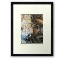 Separation Anxiety No. 3 Framed Print