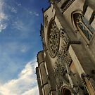 Arundel Cathedral by Vicki Isted