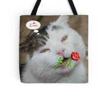 Butch Valentines Tote Bag