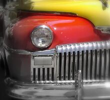 Vintage Car by Rashmita & Raj