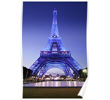 the eifel tower Poster