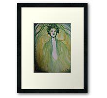 Greenman, Youth... Framed Print