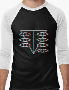 Seele Symbol Men's Baseball ¾ T-Shirt