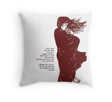 Handmaid's Tale - Literary Quote Throw Pillow