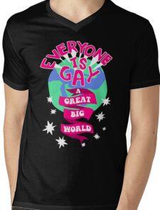 Everyone Is Gay Mens V-Neck T-Shirt