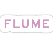 Simple Flume Sticker