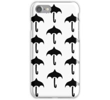 Oswald Umbrella - Gotham  iPhone Case/Skin