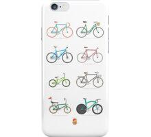 Bicycle Season iPhone Case/Skin