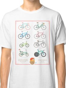 Bicycle Season Classic T-Shirt