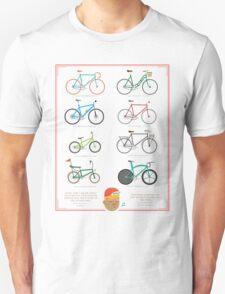Bicycle Season T-Shirt