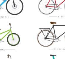Bicycle Season Sticker