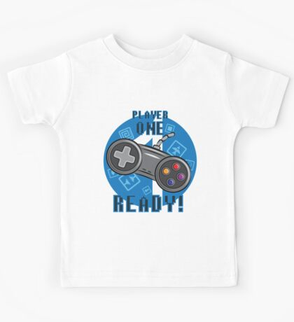 Player One Kids Tee