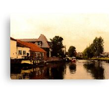 Norfolk Canvas Print