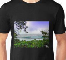 Surfer Dude In Bocas Del Toro - Panama Unisex T-Shirt