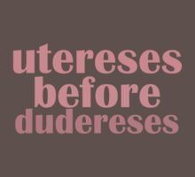 Utereses before Dudereses by Hrern1313