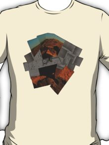 The Void 4 - collage T-Shirt