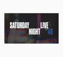 SNL 40 by naomimarkman