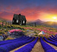 The little black house  by chrissiexxx68