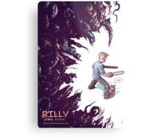 Billy: Demon Slayer Metal Print