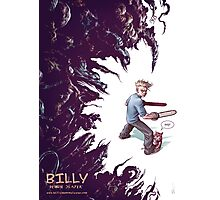 Billy: Demon Slayer Photographic Print