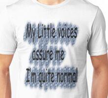 Voices 3 Unisex T-Shirt