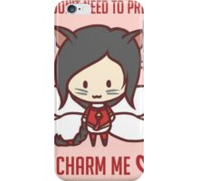 Ahri - Valentine's Day [ League Of Legends ] iPhone Case/Skin