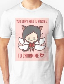 Ahri - Valentine's Day [ League Of Legends ] T-Shirt