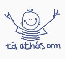 ta athas orm - I am happy by eejitdesign