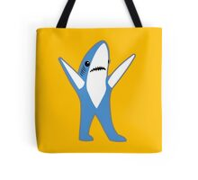 Katy Perry Half Time Performance Dancing Tsundere the Shark Tote Bag