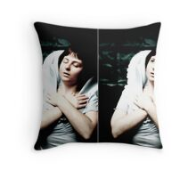 one hundred years Throw Pillow