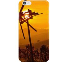 Sunset in Kitzeck iPhone Case/Skin