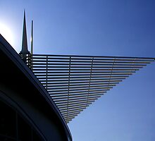 Milwaukee Art Museum by FireDzine