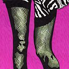 Legs by Angelique  Moselle