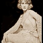 Ziegfeld Girls - Mary Eaton by © Kira Bodensted