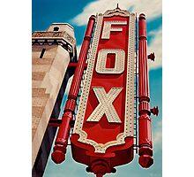 The Fox Theater Photographic Print