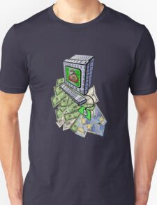 Just Numbers In Computers T-Shirt