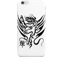 The Dragon 3 iPhone Case/Skin