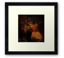 Taino 2 Framed Print