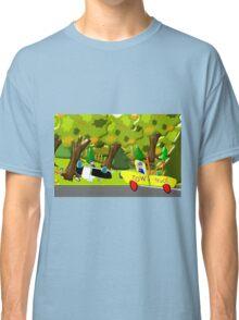 You Break Em' We'll Tow Em' Classic T-Shirt