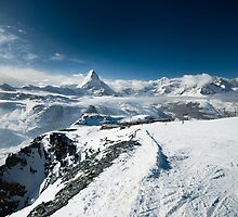 Matterhorn by peterwey