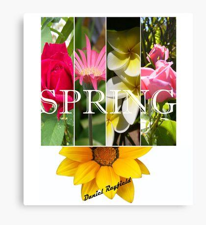 Calendar Cover Image Canvas Print
