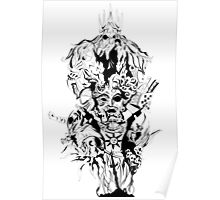 Dark souls - All together! Poster