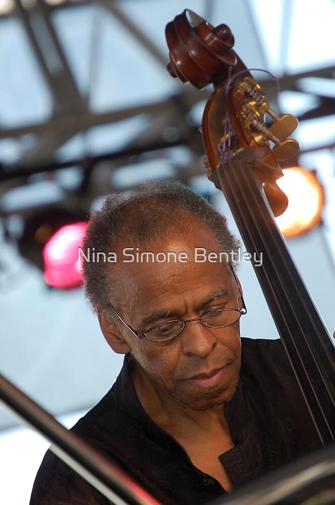 Bass Master McBee by Nina Simone Bentley