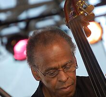 Bass Master McBee by Nina Simone Bentley