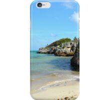 Island Beach Photo iPhone Case/Skin