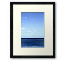 Watersports Framed Print