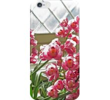 Orchids in the Castle iPhone Case/Skin